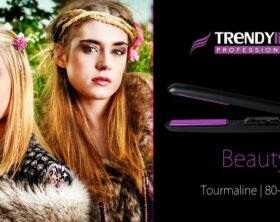 Lissage professionnel avec le Trendyliss Beauty
